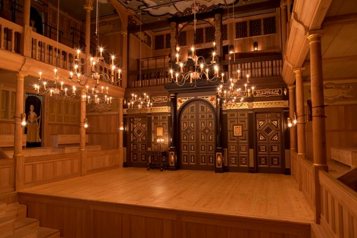 Sam Wanamaker Playhouse 2