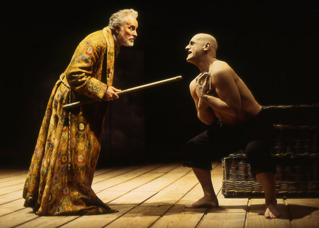 shakespeare caliban and prospero relationship