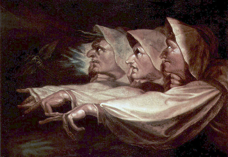witches on stage blogging shakespeare johann heinrich fussli