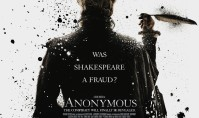 'ANONONYMOUS' film poster; thanks to Sony Pictures