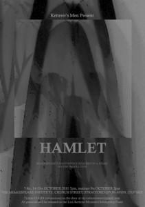 A production of 'Hamlet' in memory of a dear friend, Lizz Ketterer