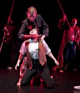 Lit Moon Theatre Company's 'Henry VI Part 3': Clifford and Rutland