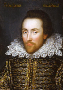 The Cobbe Portrait of William Shakespeare