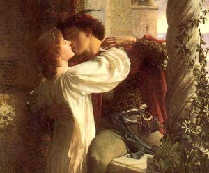 Sir Frank Dicksee, 'Romeo and Juliet'