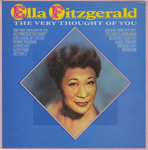 Ella+Fitzgerald+-+The+Very+Thought+Of+You+-+LP+RECORD-390378