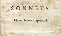 Sonnets 1609 Title-page