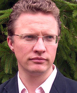 Professor Ewan Fernie, University of Birmingham