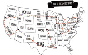 SOTR map